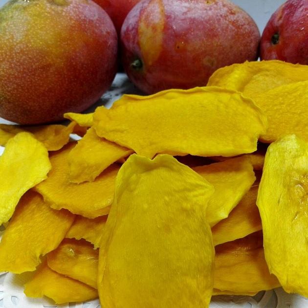 乾製芒果 1