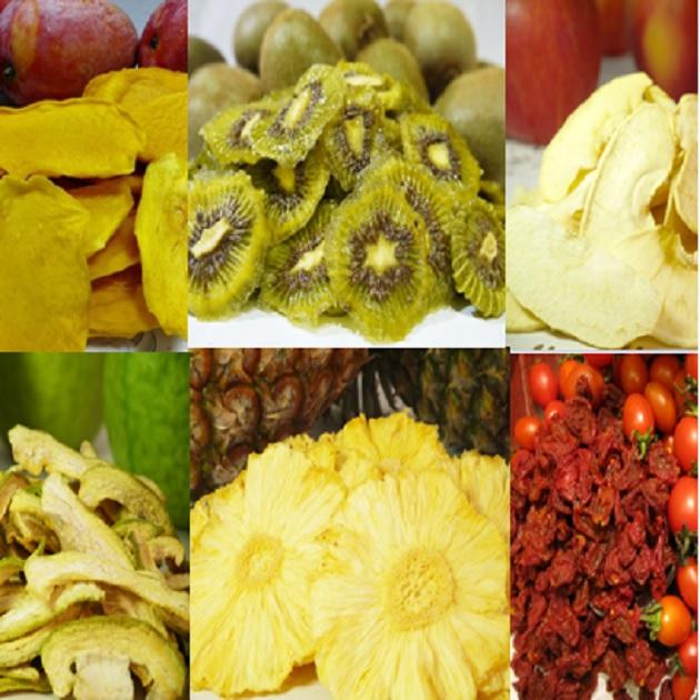 乾製綜合水果 1